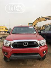Toyota Tacoma 2014 Red | Cars for sale in Lagos State, Ojodu
