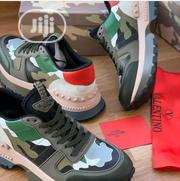 Beautiful Valentino Sneakers | Shoes for sale in Delta State, Ethiope East