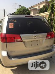 Toyota Sienna 2005 LE AWD Gold   Cars for sale in Lagos State, Ikeja