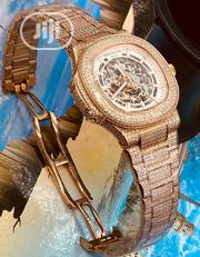 Iced Patek Phillippe Engine Watch | Watches for sale in Lagos State, Lagos Island