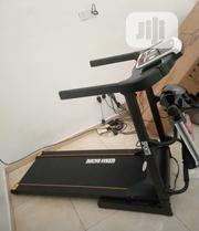 2.5hp Treadmll With Massager (German Machine) | Sports Equipment for sale in Abuja (FCT) State, Lugbe District
