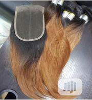 Umbre Hair With Closure | Hair Beauty for sale in Ondo State, Akure