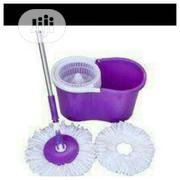 360 Degrees Rotating Magic Spin Mop- 2 Mop Head And Bucket | Home Accessories for sale in Lagos State, Lagos Island
