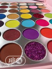 35 Colours Pigmented Eyeshadow Palette | Makeup for sale in Abuja (FCT) State, Gwarinpa