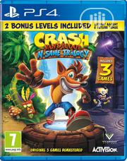 Crash Bandicoot N. Sane Trilogy - PS4 | Video Game Consoles for sale in Lagos State, Surulere