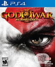 God Of War III: Remastered - PS4 | Video Game Consoles for sale in Lagos State, Surulere