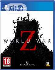 World War Z - PS4 | Video Game Consoles for sale in Lagos State, Surulere