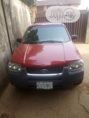 Ford Escape 2002 Red   Cars for sale in Lagos State, Alimosho