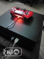 Sony Play Station 4 Console 500GB Wit 10games For Sale | Video Game Consoles for sale in Lagos State, Isolo