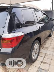 Toyota Highlander 2008 Hybrid Black | Cars for sale in Lagos State, Ipaja
