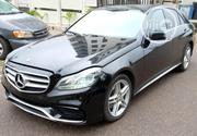 Mercedes-Benz E350 2016 Black | Cars for sale in Abuja (FCT) State, Durumi