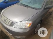 Toyota Corolla 2003 Sedan Gray | Cars for sale in Lagos State, Isolo