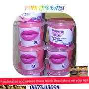 Pure Organic Pink Lips Balm | Skin Care for sale in Abuja (FCT) State, Kabusa