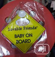 Baby On Board Sign   Children's Gear & Safety for sale in Lagos State, Alimosho