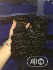 Mongolian Curl Human Hair 12inches | Hair Beauty for sale in Lagos State, Orile