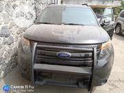 Ford Explorer 2015 Black | Cars for sale in Lagos State, Surulere