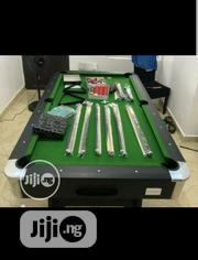8ft Snooker Board With Complete Accessories | Sports Equipment for sale in Lagos State, Shomolu
