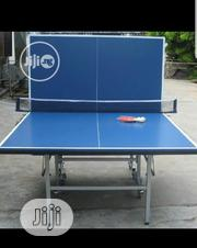 Indoor Table Tennis With Tyre and Net | Sports Equipment for sale in Lagos State, Ojota