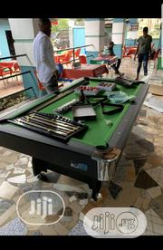 Snooker Board With Complete Accessories | Sports Equipment for sale in Lagos State, Ikeja