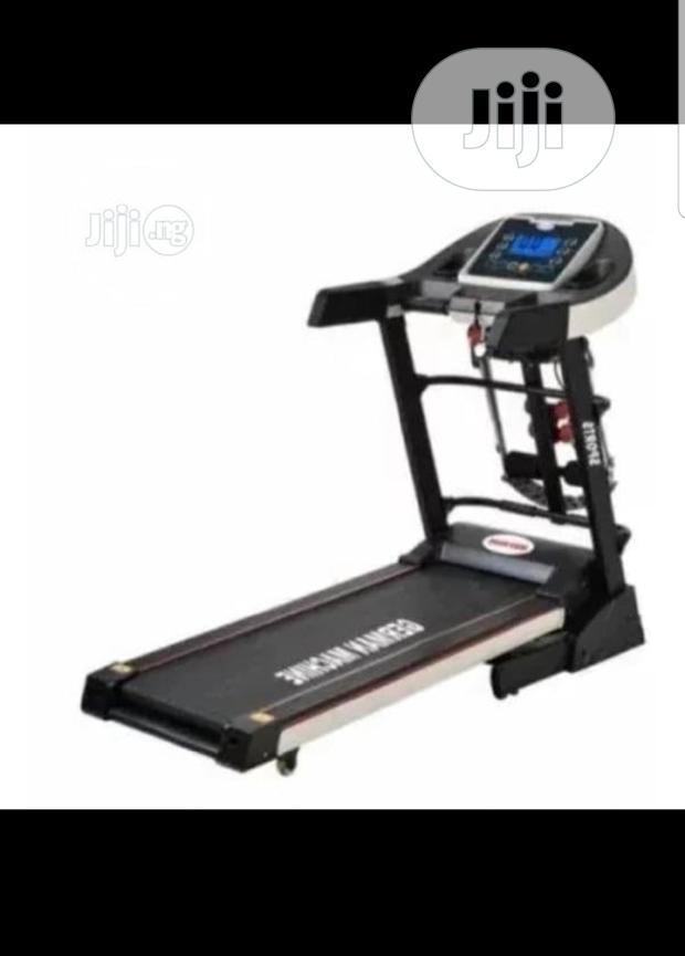 German Machine 2.5hp Treadmill With Inclination