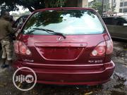 Lexus RX 2000 Red | Cars for sale in Lagos State, Ikeja