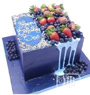 Blue Berry Fruit Cake | Party, Catering & Event Services for sale in Lagos State, Lagos Mainland