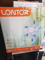 LONTOR Rechargeable Fan 18inches | Home Appliances for sale in Lagos State, Lagos Mainland