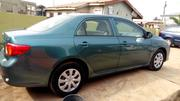 Toyota Corolla 2009 Green | Cars for sale in Lagos State, Apapa