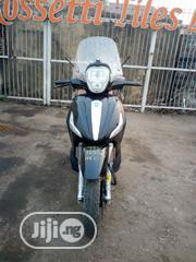Piaggio Scooter 2015 Black | Motorcycles & Scooters for sale in Lagos State, Surulere