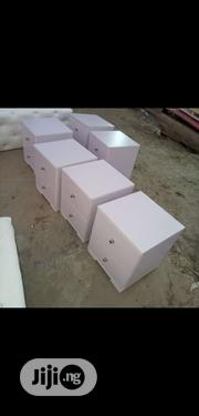 Bedside Table With Two Drawers | Furniture for sale in Lagos State, Ajah