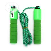 Skipping Rope With Counter | Sports Equipment for sale in Oyo State, Ido