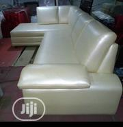 Large Shaped Sofa Set | Furniture for sale in Lagos State, Ajah