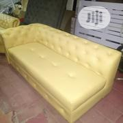 3 Seater Leather Sofa | Furniture for sale in Lagos State, Ajah