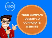 Own A Corporate Company Website & Emails | Computer & IT Services for sale in Rivers State, Port-Harcourt