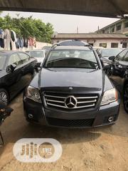 Mercedes-Benz GLK-Class 2010 350 4MATIC Blue | Cars for sale in Lagos State, Ikeja