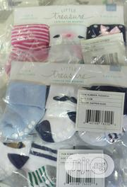 Baby 3 In 1 Socks | Children's Clothing for sale in Lagos State, Alimosho
