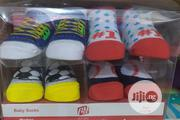 4 In 1 Baby Socks | Children's Clothing for sale in Lagos State, Alimosho