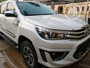 New Toyota Hilux 2019 SR5+ 4x4 White | Cars for sale in Abuja (FCT) State, Central Business District
