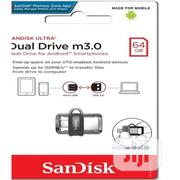 Sandisk Flash Drive OTG - 64gb | Accessories for Mobile Phones & Tablets for sale in Lagos State, Yaba