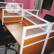 Glass Partition Prime Workstation | Furniture for sale in Lagos State, Ikoyi
