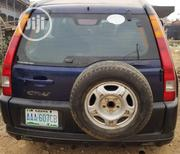Honda CR-V EX 4WD Automatic 2004 Blue | Cars for sale in Lagos State, Alimosho