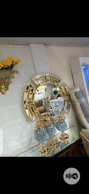 Golden Mirror | Home Accessories for sale in Lagos State, Ikorodu