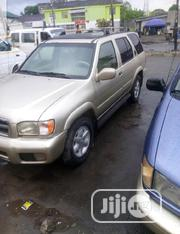 Nissan Pathfinder 2003 LE AWD SUV (3.5L 6cyl 4A) Gold | Cars for sale in Imo State, Owerri