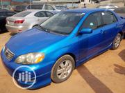 Toyota Corolla 2007 1.8 VVTL-i TS Blue | Cars for sale in Lagos State, Ikeja