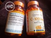 Puritans Pride C-1000mg Multivitamin Vitamin C Capsule | Vitamins & Supplements for sale in Lagos State, Amuwo-Odofin