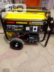 Original Sumec Firman Generator. Spg3000e2 | Electrical Equipment for sale in Lagos State, Ojo