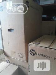New Desktop Computer HP 4GB Intel Core i3 HDD 500GB | Laptops & Computers for sale in Lagos State, Ikeja