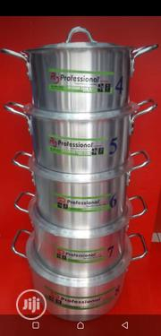 5 Professional Cookware Pot | Kitchen & Dining for sale in Lagos State, Lagos Island