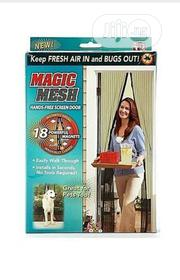 Magic Mesh Hands Free Screen Door- Anti Mosquito Net/Curtain | Home Accessories for sale in Lagos State, Lagos Mainland