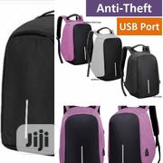 Anti Theft Laptop Backpack | Bags for sale in Lagos State, Ikorodu